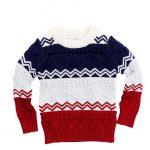 Unisex-Woolen-Multi-Color-Jersey